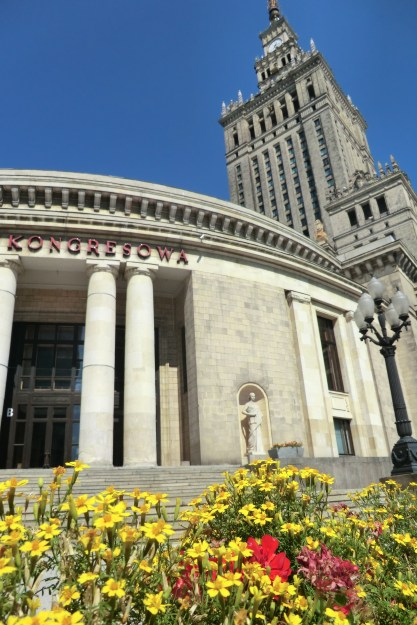 Palace of Culture and science, en gave fra Stalin