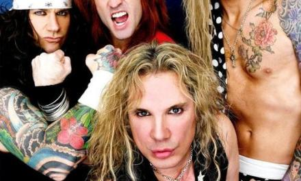 Steel Panther's new album 'Balls Out' is released!