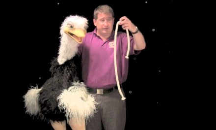 Puppetry For Beginners – Part 5: Puppet Tricks