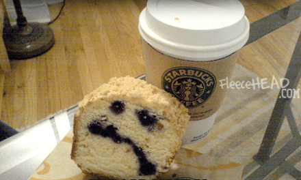 Starbucks New Muffin – The Sad Liberal