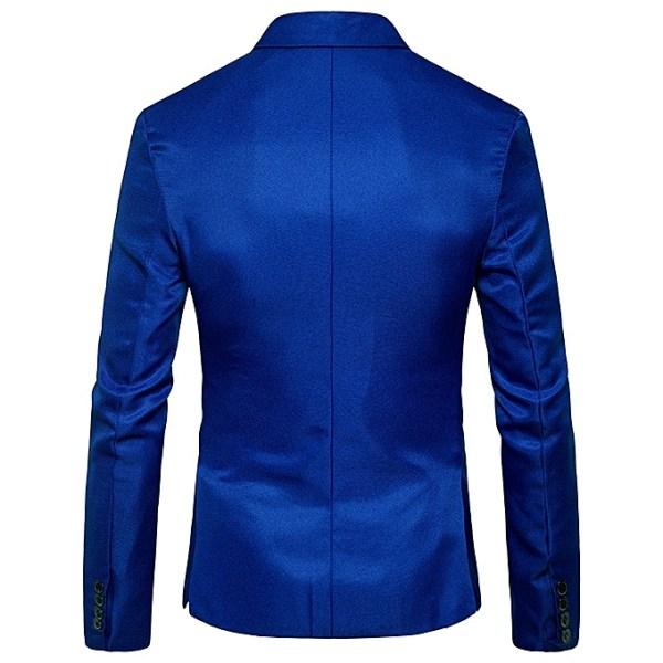 Willy Paul Blue blazer