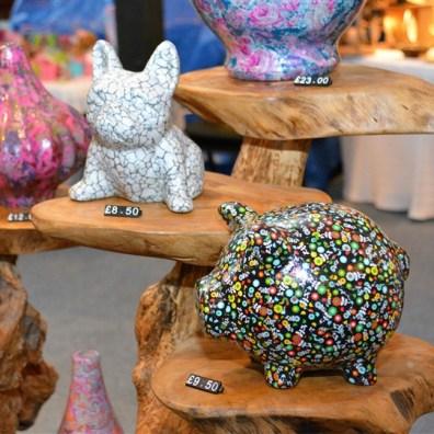 Barrie Ames: Unique Gifts (tel: 07963232410; e: Uniquegifts51@virginmedia.com)