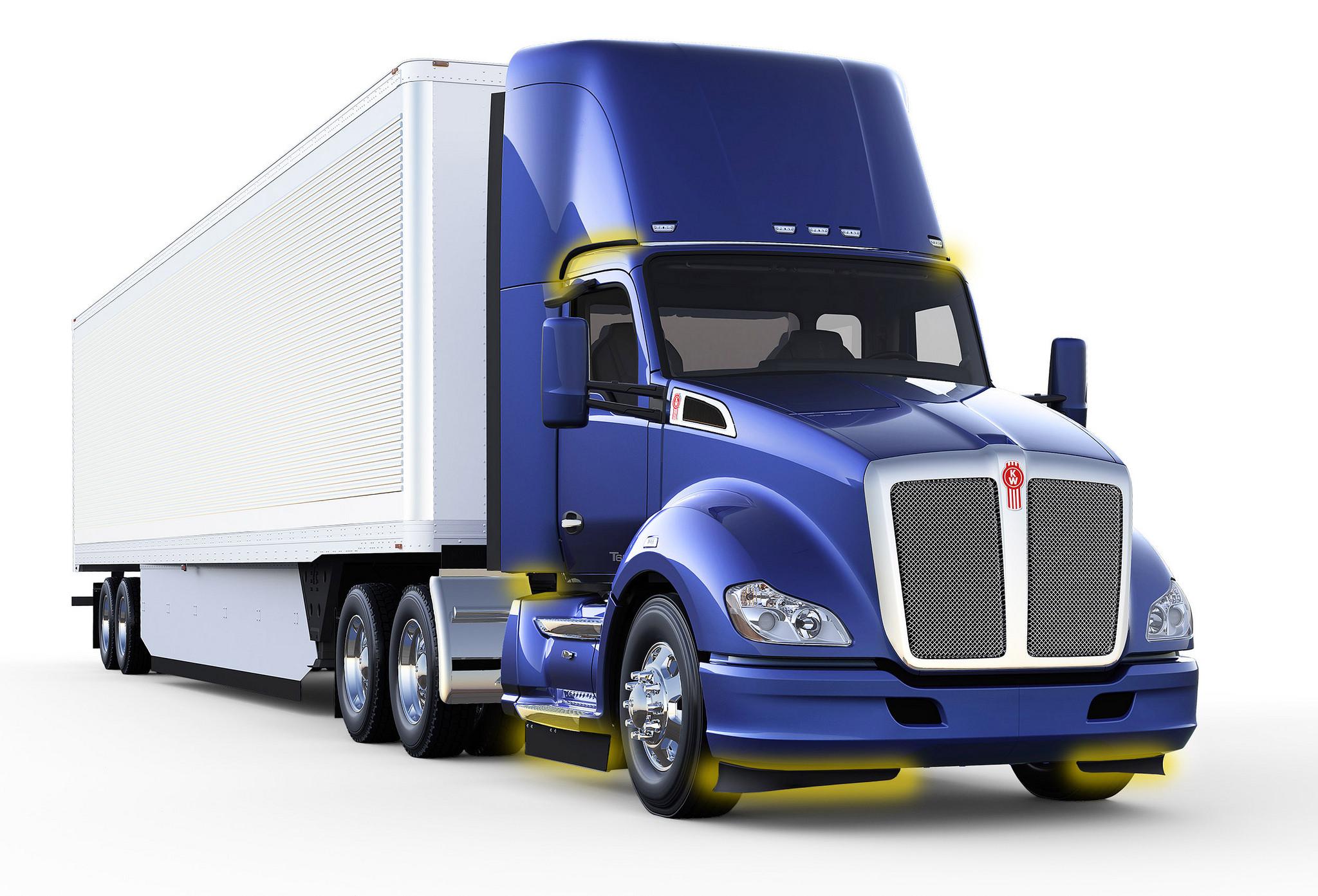 Kenworth Prepares To Launch Fuel Economy Spec Ed Day Cab