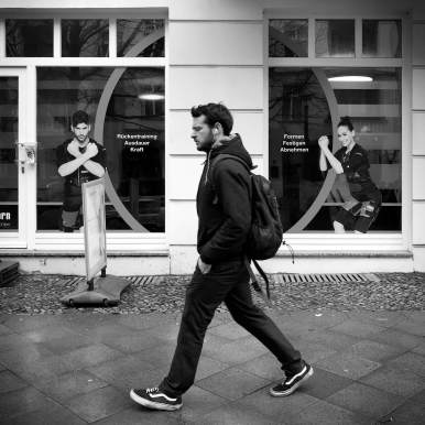 Centered   Berlin 2016