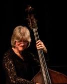 Marianne Windham performing at Fleet Jazz (Nov 16). Image courtesy of Michael Carrington (Aldershot, Farnham & Fleet Camera Club).