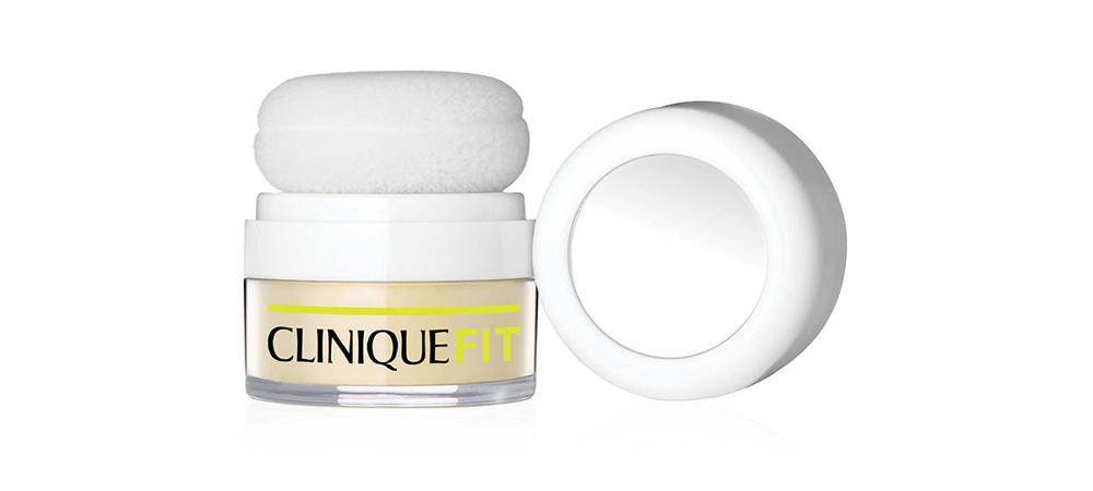 CliniqueFIT Post-Workout Neutralizing Face Powder