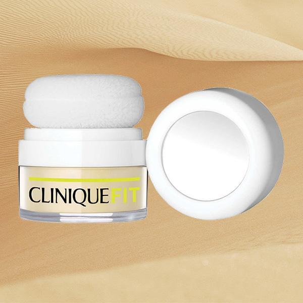 CliniqueFIT Post-Workout Neutralizing Face Powder