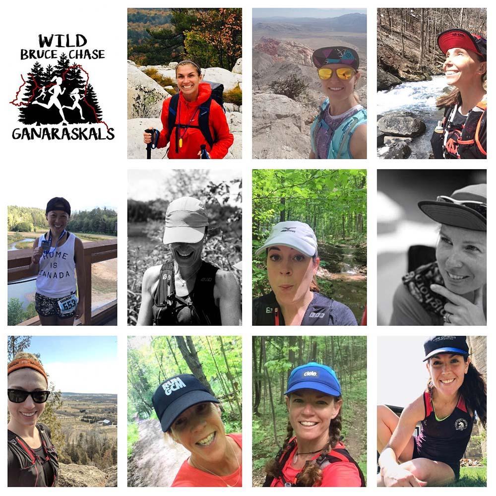 Wild Bruce Chase Ganaraska team