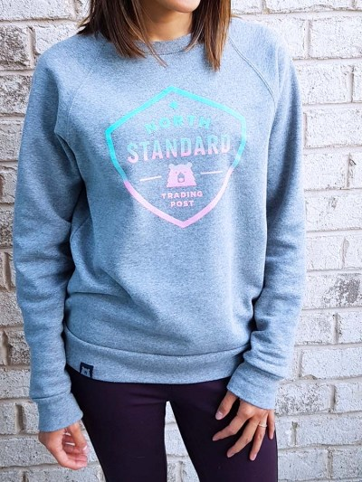 North Standard Trading Post sweatshirt, $95