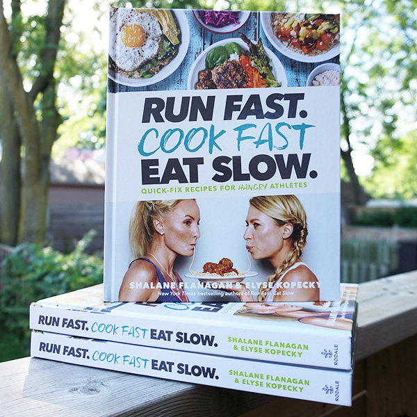 Run Fast, Cook Fast, Eat Slow