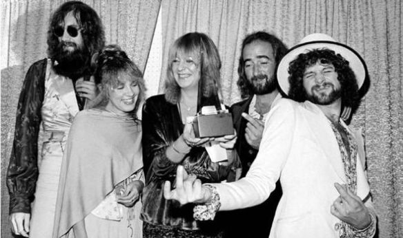 Fleetwood Mac knew all about excess on tour [PA]