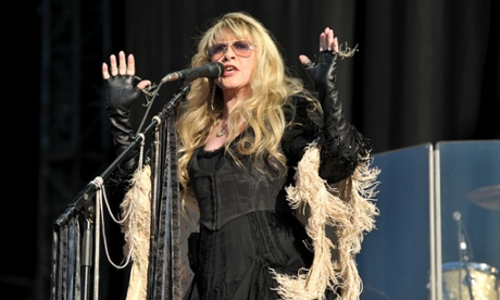 Stevie Nicks performs at Hard Rock Calling 2011 - 26/06/11