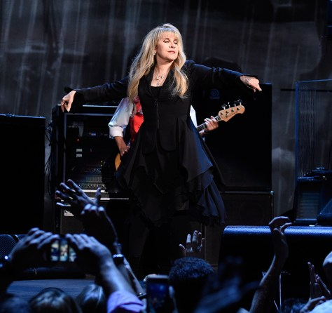 """Fleetwood Mac """"On With The Show"""" Tour - New York City"""