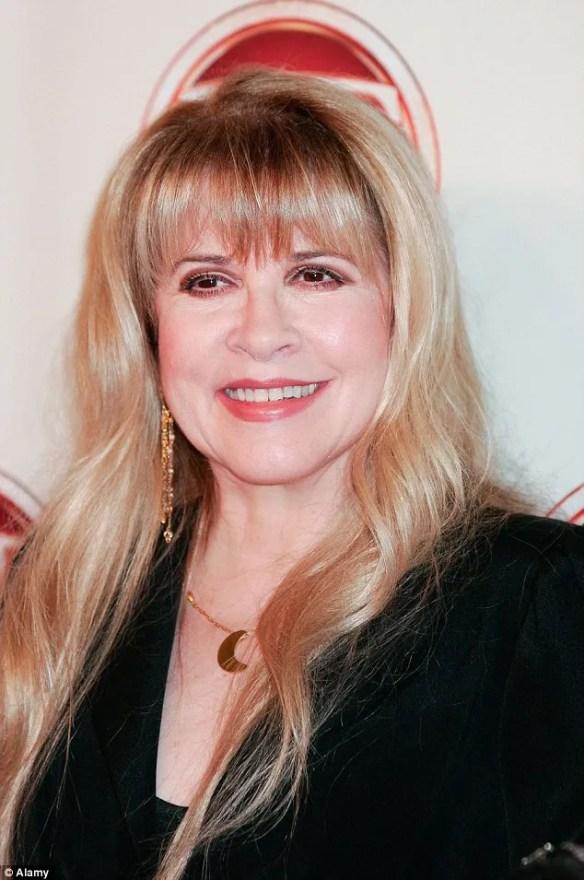 Stevie Nicks 1million Cocaine Habit Fueled By Her Wild