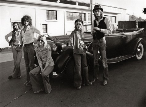 Fleetwood Mac in 1975 (photo: Getty)