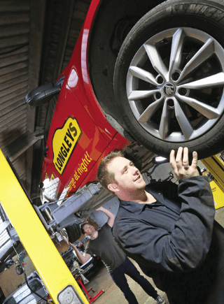 Canterbury tales: An interview with Longleys Private Hire Ltd director, David George