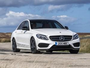 The scheme includes popular fleet models like the Mercedes-Benz C-Class