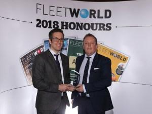 Fleet World Honours 2018, at the RAC Club, Pall Mall, London, on February 13, 2018