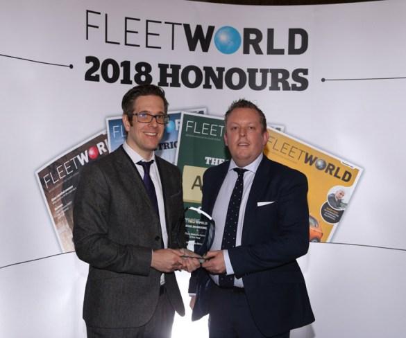 Rob East stands down as Mercedes-Benz head of fleet