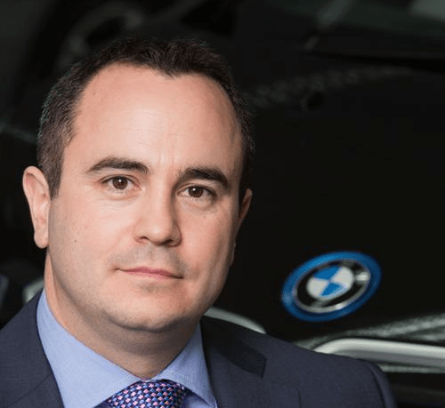 Matt Bristow to move to BCA from BMW corporate sales role