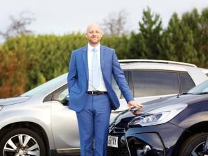 Matt Dale, director of vehicle remarketing at G3