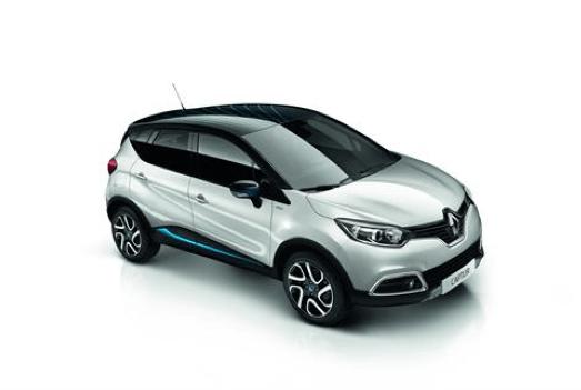 Renault announces updates to Captur range