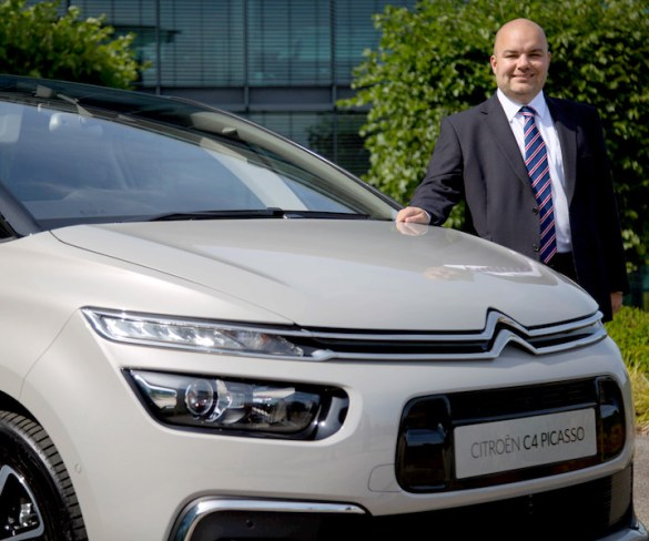 Citroën UK and DS Automobiles UK appoints new sales director