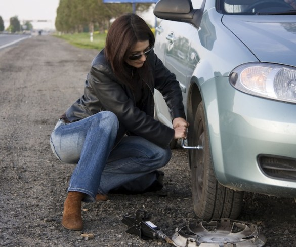 Police service lends support to TyreSafe to boost tyre safety awareness