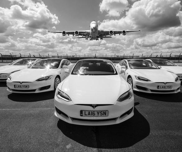 Whitecar to expand Tesla rental fleet with help of Total Motion