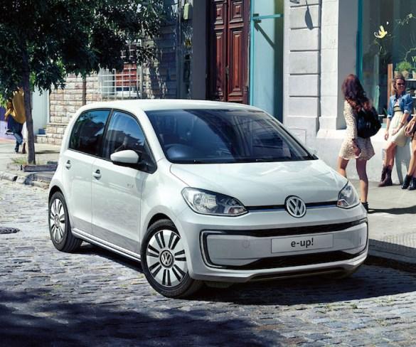 Order books open for new Volkswagen e-Up