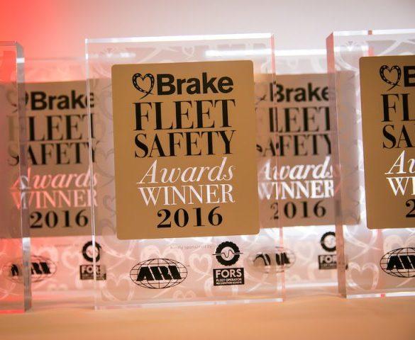 Entries open for 2017 Brake Fleet Safety Awards