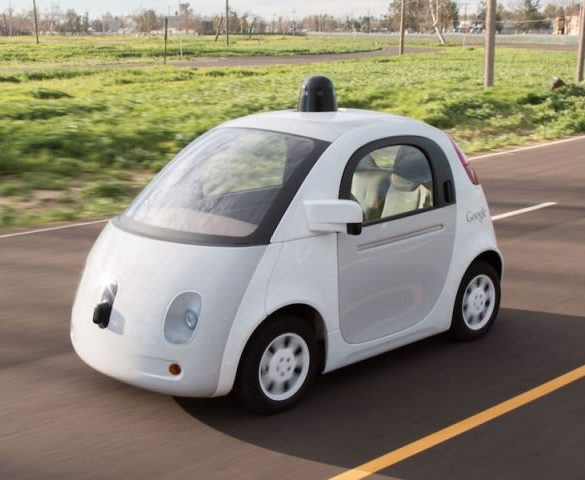 Driverless cars to account for half of UK new car market in 25 years' time
