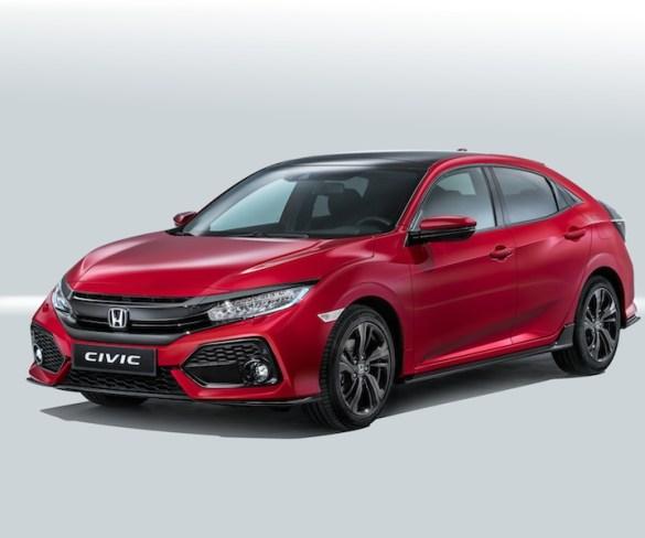 Honda reveals new Civic