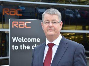 Nick Walker, managing director of RAC Telematics