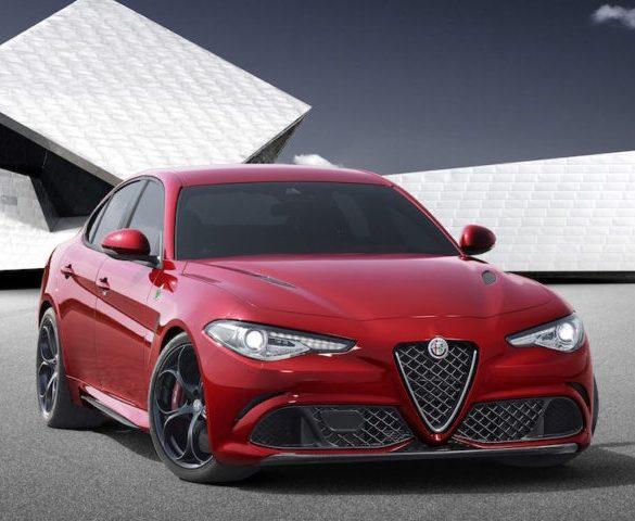 Cap forecasts strong RVs for Alfa Romeo Giulia