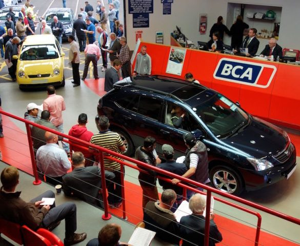 Fleet/lease values reach record high in September, BCA reports