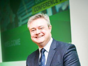 Gary Smith, new UK managing director of Europcar