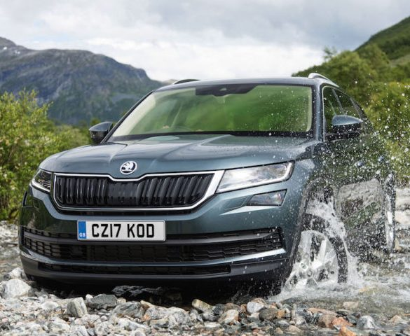Prices and specs revealed for new Skoda Kodiaq