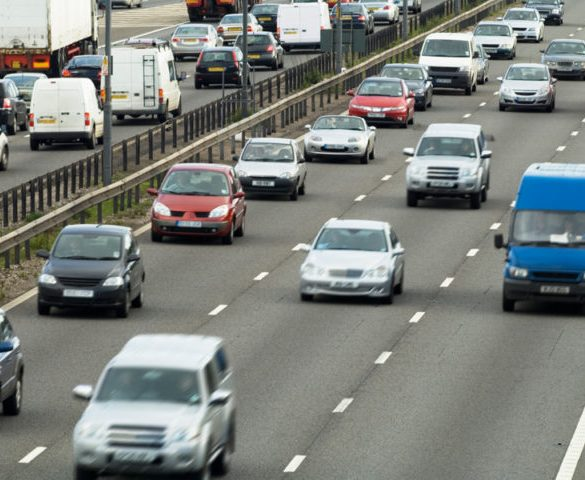 Most bizarre reasons for stopping on hard shoulder revealed