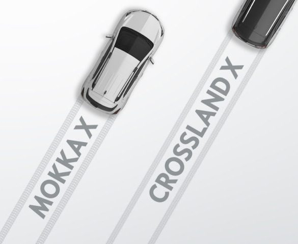 New Vauxhall Crossland X SUV due 2017
