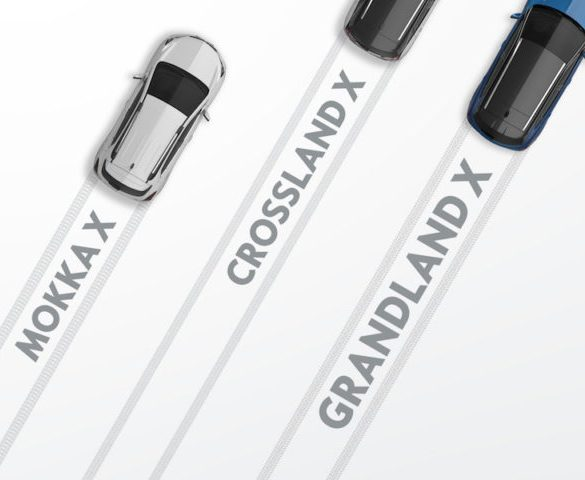 Vauxhall to expand SUV range with 2017 Grandland X
