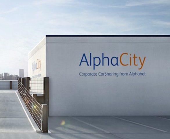AlphaCity car sharing platform passes one million mile landmark