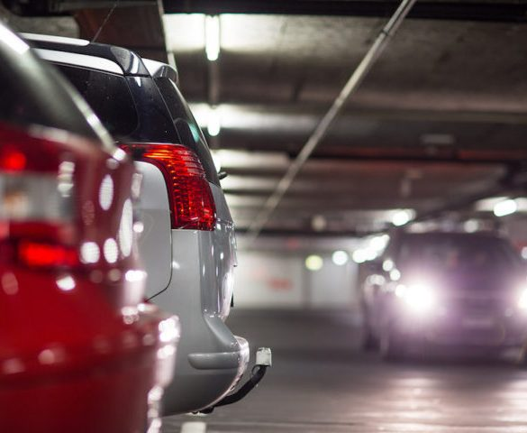 Modern cars too big for Britain's outdated parking spaces