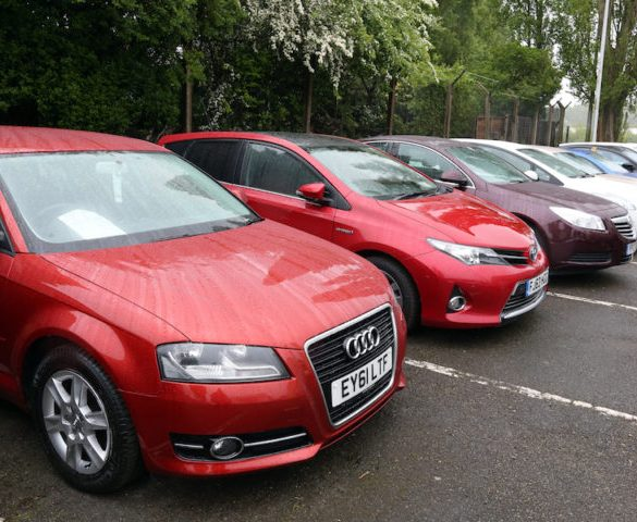 Two-thirds of drivers suffer vehicle damage in car parks