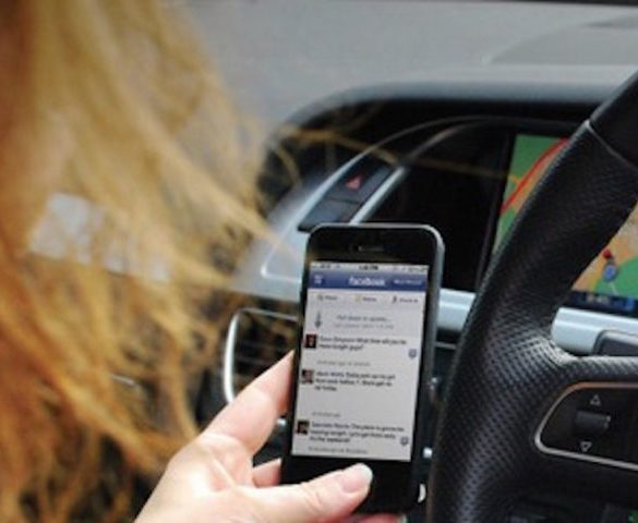 Road Safety Week survey shows speeding and distracted drivers most feared