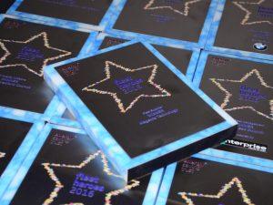 Array of Fleet Hero awards
