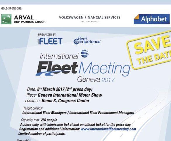 UK fleet operators invited to International Fleet Meeting 2017