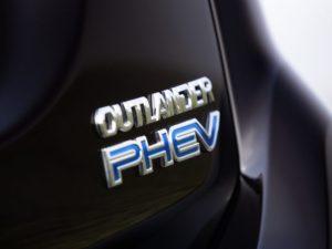 Plug-in hybrid badge