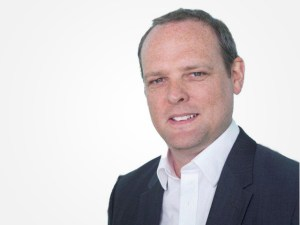 ICFM chairman Paul Hollick