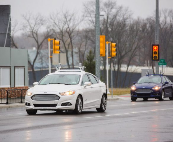 Ford to start testing autonomous cars on European roads next year